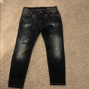 Mango Lonnie Boyfriend Jeans
